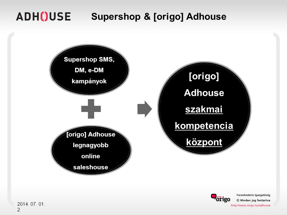 Supershop & [origo] Adhouse